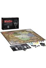 Risk - Skyrim The Elder Scrolls V - Bordspel