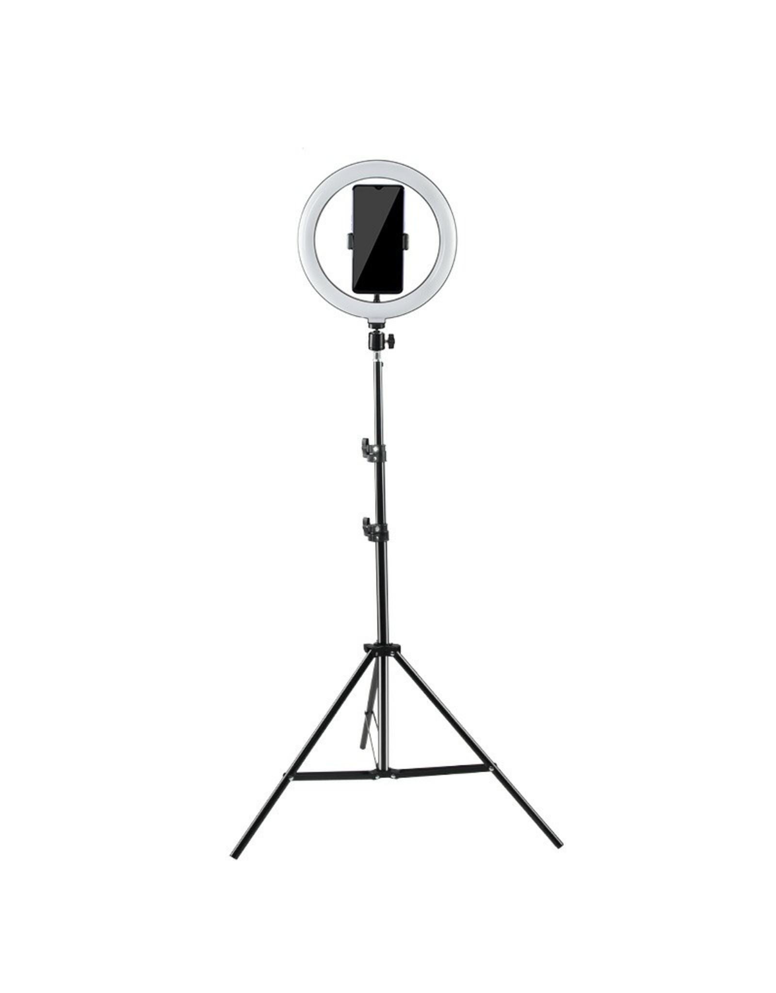 Parya Official Parya Official -  Ringlight Lamp - Met Statief - 70-200 cm