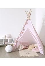 Atmosphera Atmosphere - Kinder Tipi-Tent - Polyester - Speeltent - Roze