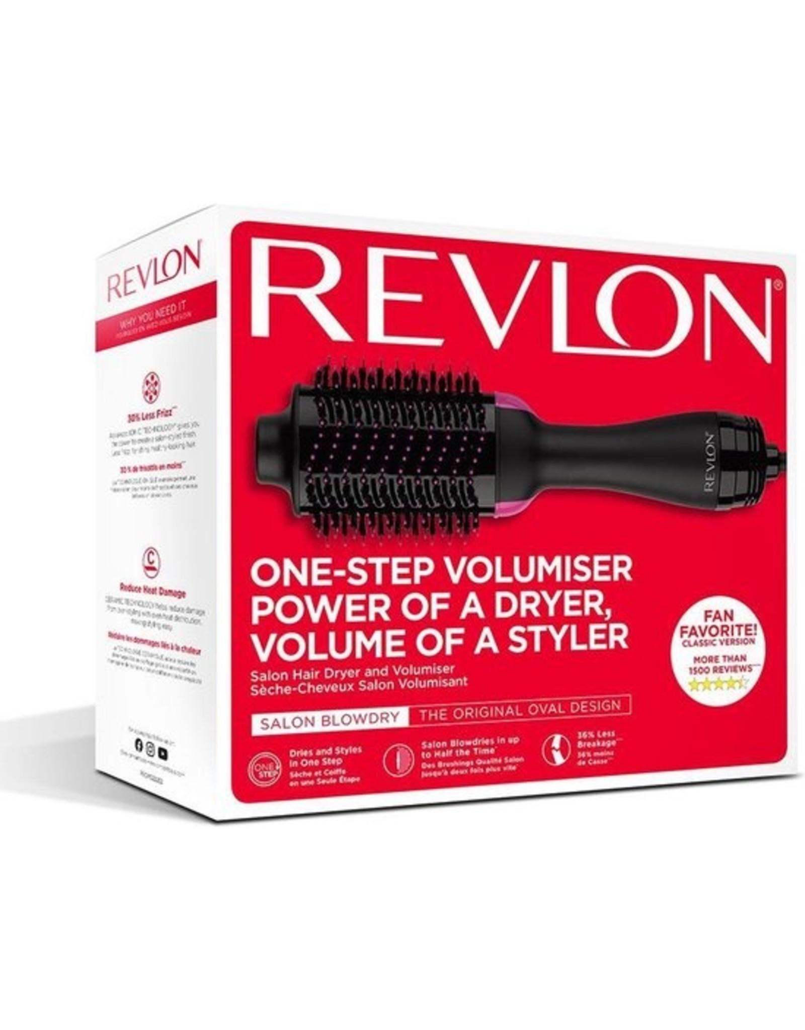 Revlon - RVDR5222E - Warmeluchtborstel - Zwart