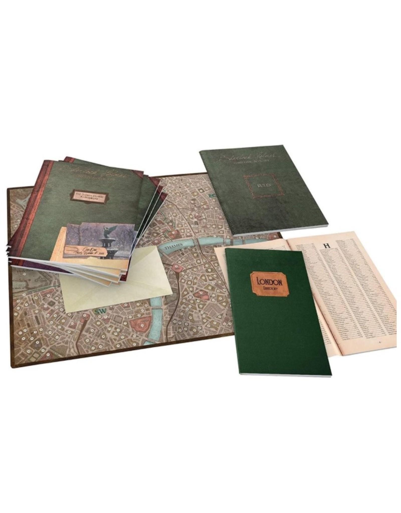Sherlock Holmes Consulting Detective - The Baker Street Irregulars