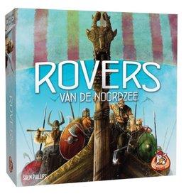 White Goblin Games White Goblin Games - Rovers van de Noordzee - Bordspel