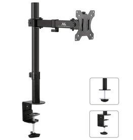 "Flat panel desk bracket 360° 13-32"" max. 8kg Maclean MC-752 Monitor holder"