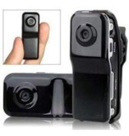 Spy Camera Mini Camera Reis camera - Zwart