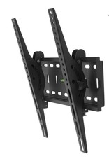 Maclean Brackets TV Muurbeugel wandsteun wandbeugel 26-55 inch max vesa 400x400 Maclean
