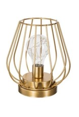 Atmosphera Metaal Gouden Lamp -