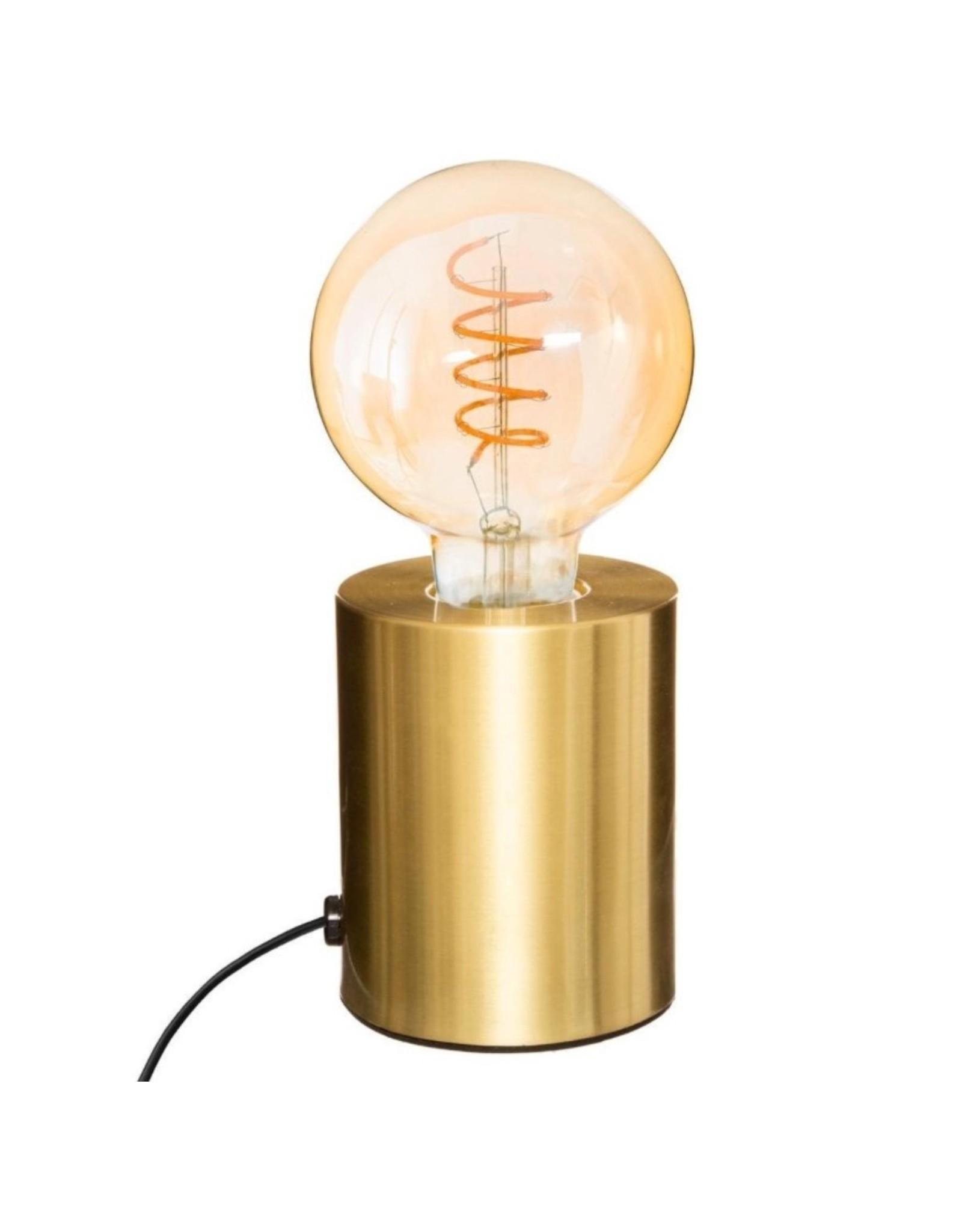 Atmosphera Design Tafellamp Goud 10.5cm