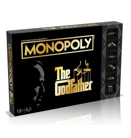 Monopoly Monopoly - The Godfather - Board game - English edition