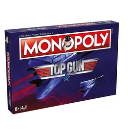 Monopoly Top Gun - Monopoly - Board game - English