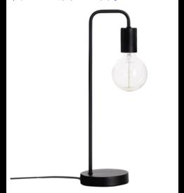 Atmosphera Metal Industrial Table Lamp Black Height 46CM