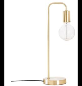 Atmosphera Table lamp metal gold H46