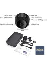 Mini Camera - Verborgen camera - 1080P incl. SD kaart (32GB) - EV