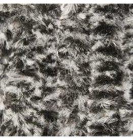 Parya Home Parya Home - Fly Curtain Cattail - 90 x 220 cm - Black/White Mixed - Screen Curtain