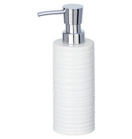 Wenko Wenko - Soap dispenser - Ceramic - White