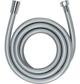 Wenko Wenko - Shower hose - Plastic - Silver