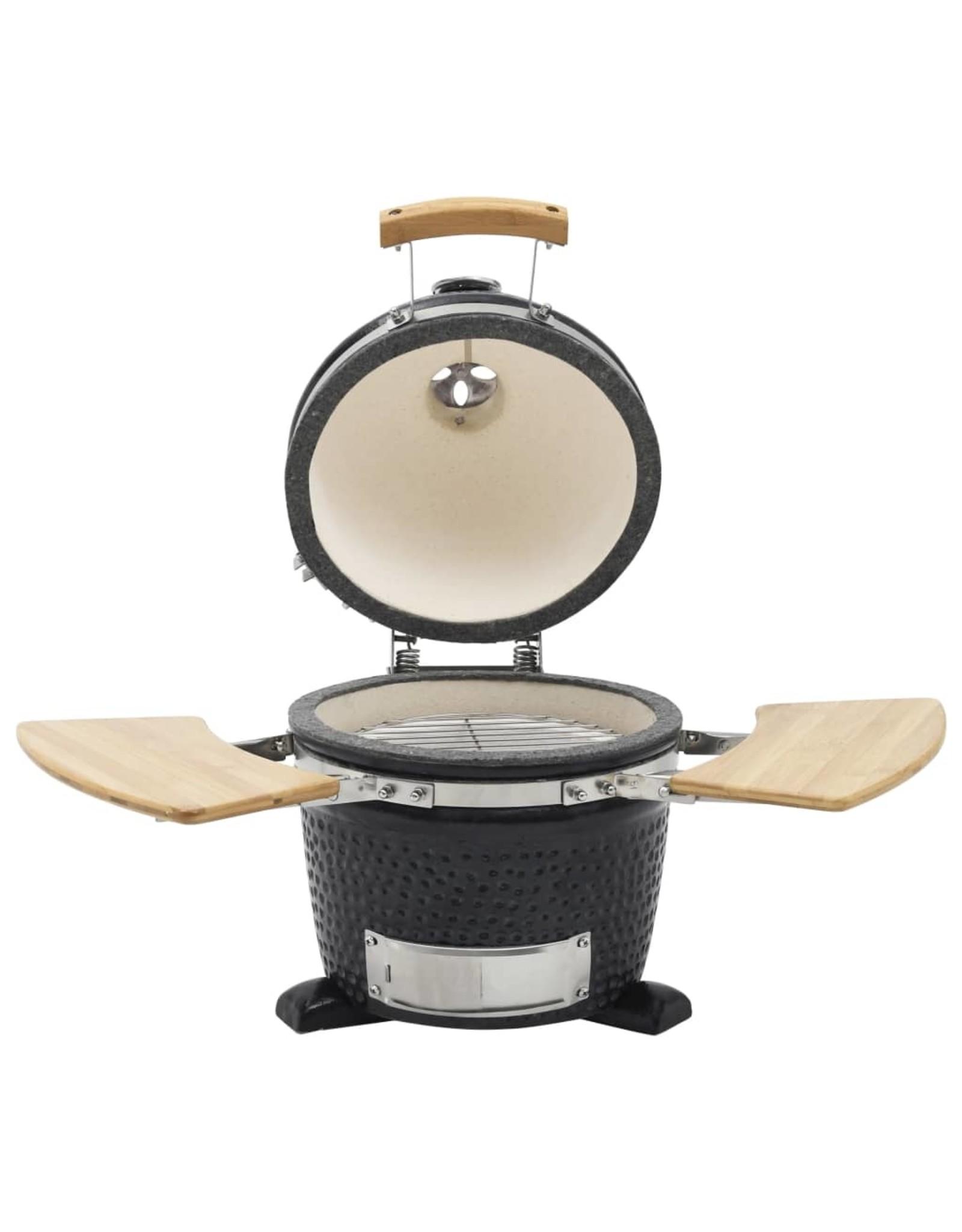 Kamado barbecue grill smoker keramisch 44 cm
