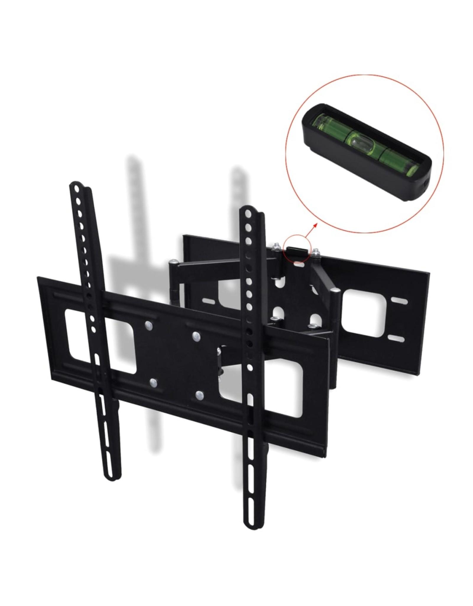 Tv-beugel dubbelarmig kantelen zwenken 3D 32''-55'' 400x400 mm