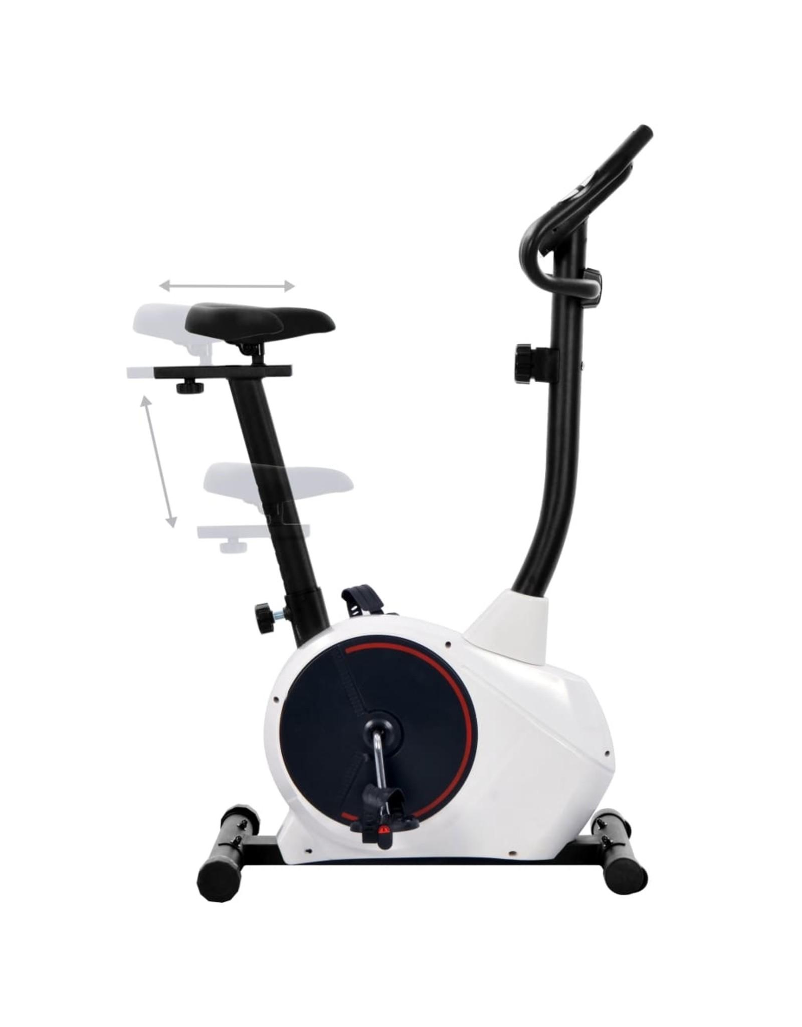 Hometrainer magnetisch met hartslagmeter