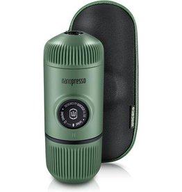 Wacaco Wacaco Nanopresso - Portable espresso machine - Green