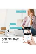 Indoor IP Camera Pro - 1080P - WiFi - Wit