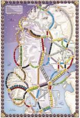 Ticket to Ride - Nordic Countries - Bordspel - Engelstalig
