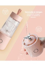 Parya Official Parya Official - Mini blender voor onderweg - Roze