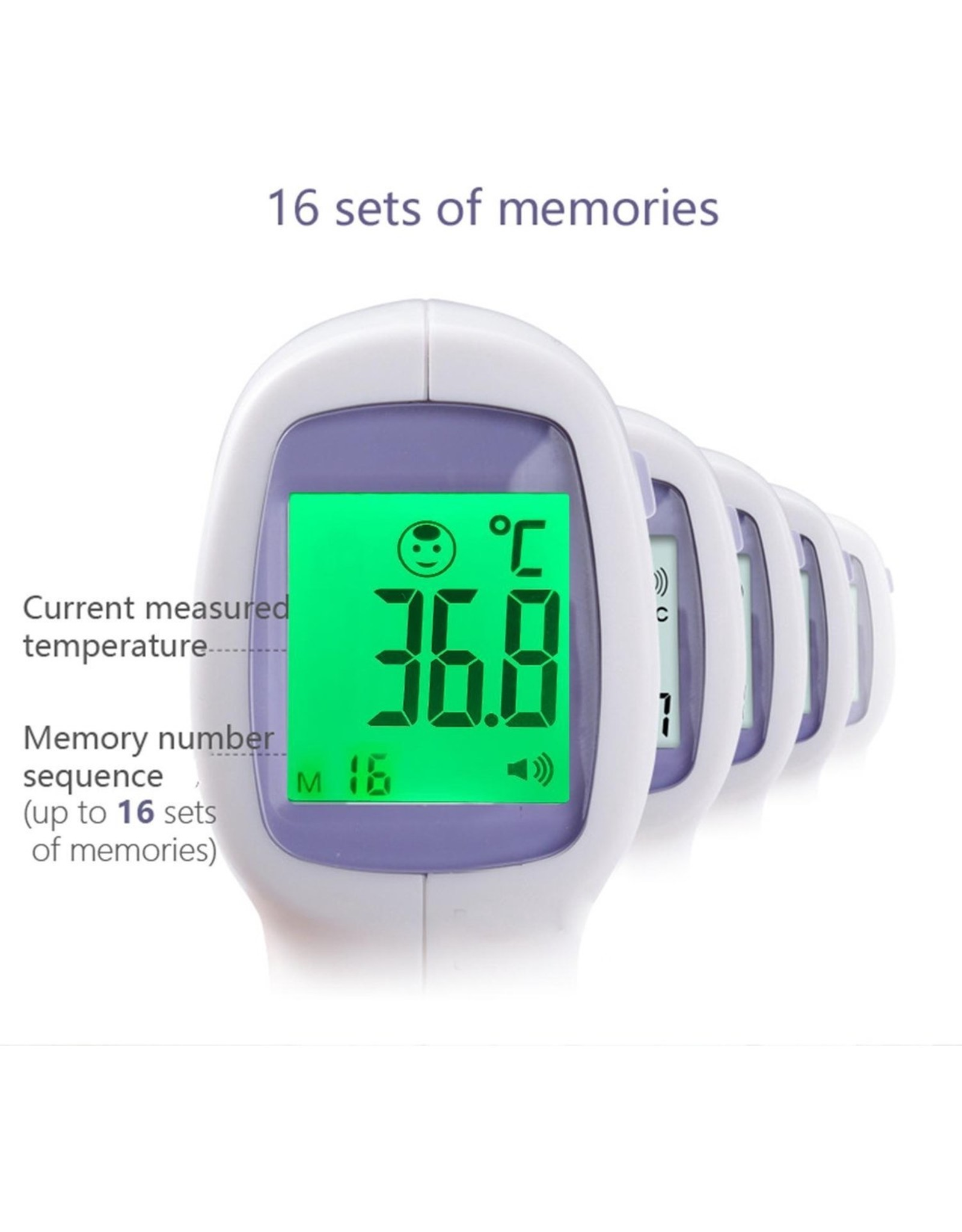 Thermometer -  Model AD801