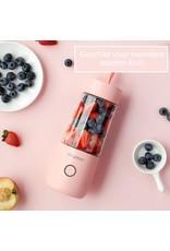 Mini blender voor onderweg - Roze