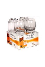 Chique Whiskyglazen (Set Van 4)