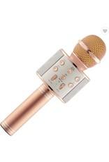 Karaoke Microfoon - Draadloos - Rosé