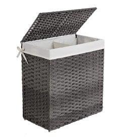 Parya Home Parya Home - Braided Laundry Basket - 110 Liter
