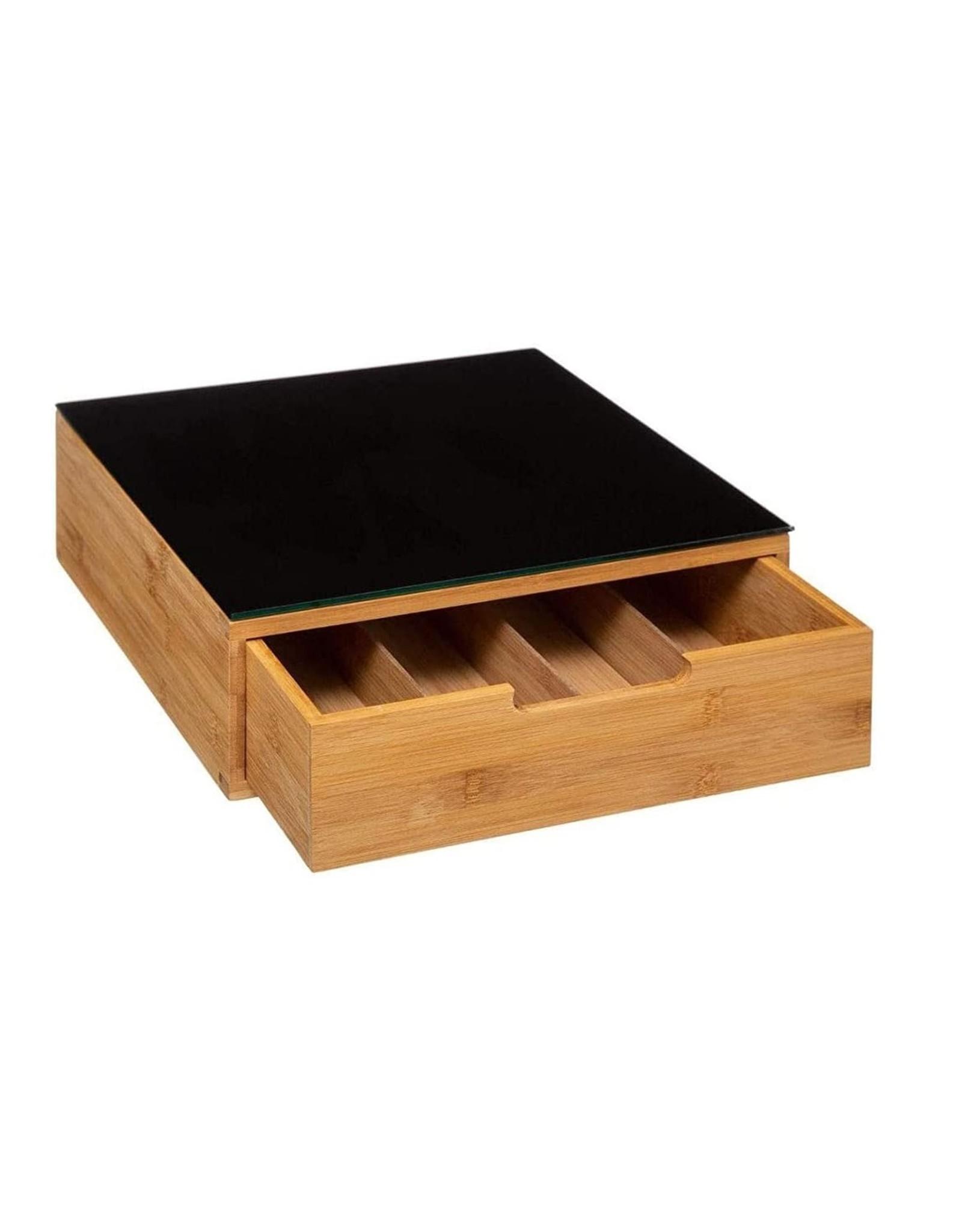 5Five - Luxe Capsulehouder voor koffiecups - Bamboe