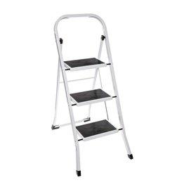 5Five - household ladder 3 steps - foldable ladder - max 150 kg