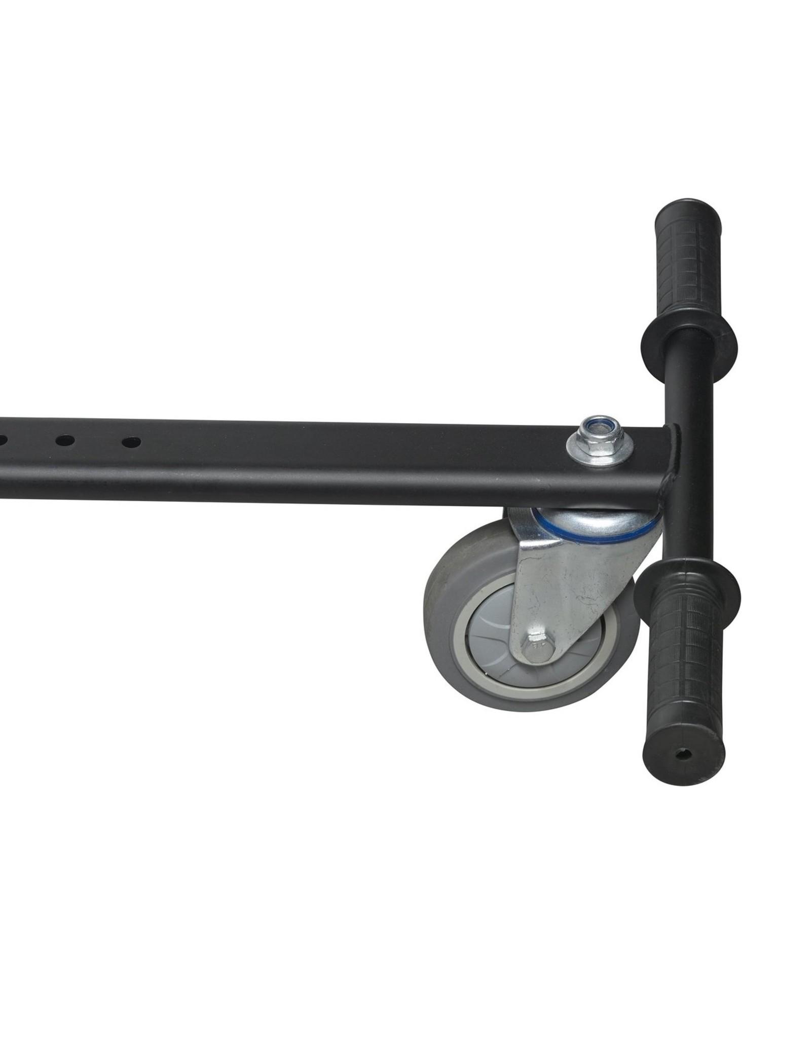 Denver - Hoverboard met Hoverkart - 12km/u -  6,5 inch - Zwart