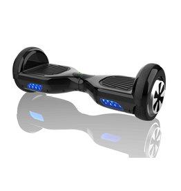 """Denver - HBO-6620Black - Hoverboard - 6.5"""" - Zwart"""