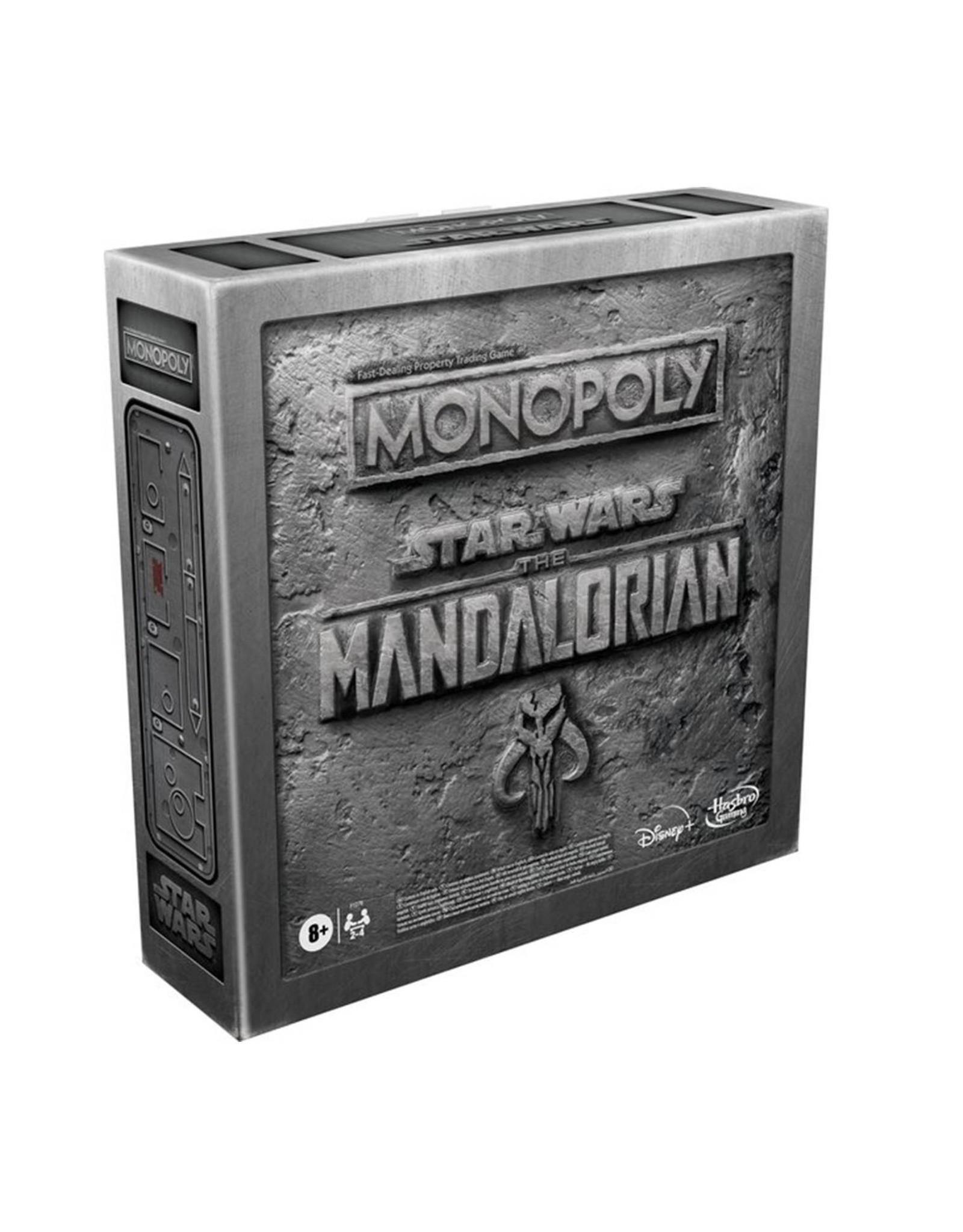 "Monopoly Monopoly - Star Wars ""The Mandalorian"" - Engelstalige versie"