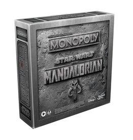 "Monopoly Monopoly - Star Wars ""The Mandalorian"" - English version"