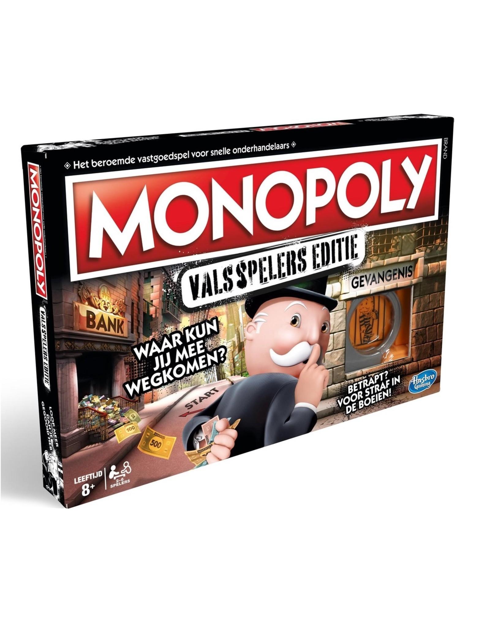 Monopoly Monopoly - Valsspelers Editie - Bordspel