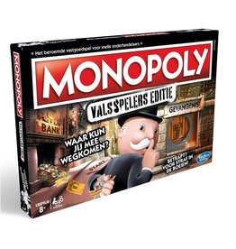 Monopoly Monopoly - Cheaters Edition - Board game - Dutch version