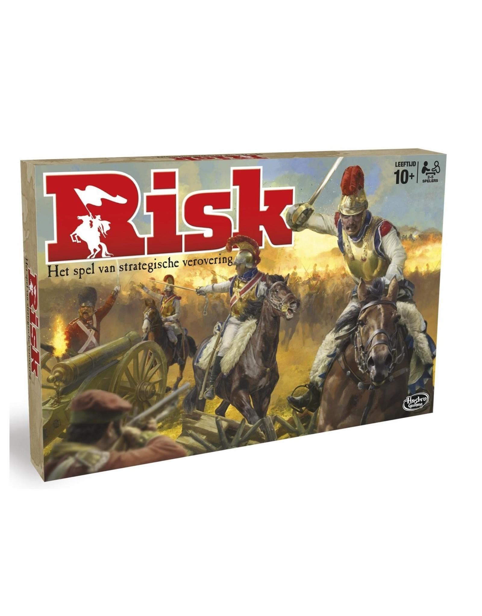 Risk - Standaard Editie - Bordspel - Nederlands