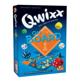 White Goblin Games White Goblin Games - Qwixx On Board - Doubles game
