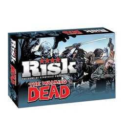 Risk - The Walking Dead - Board game - English version