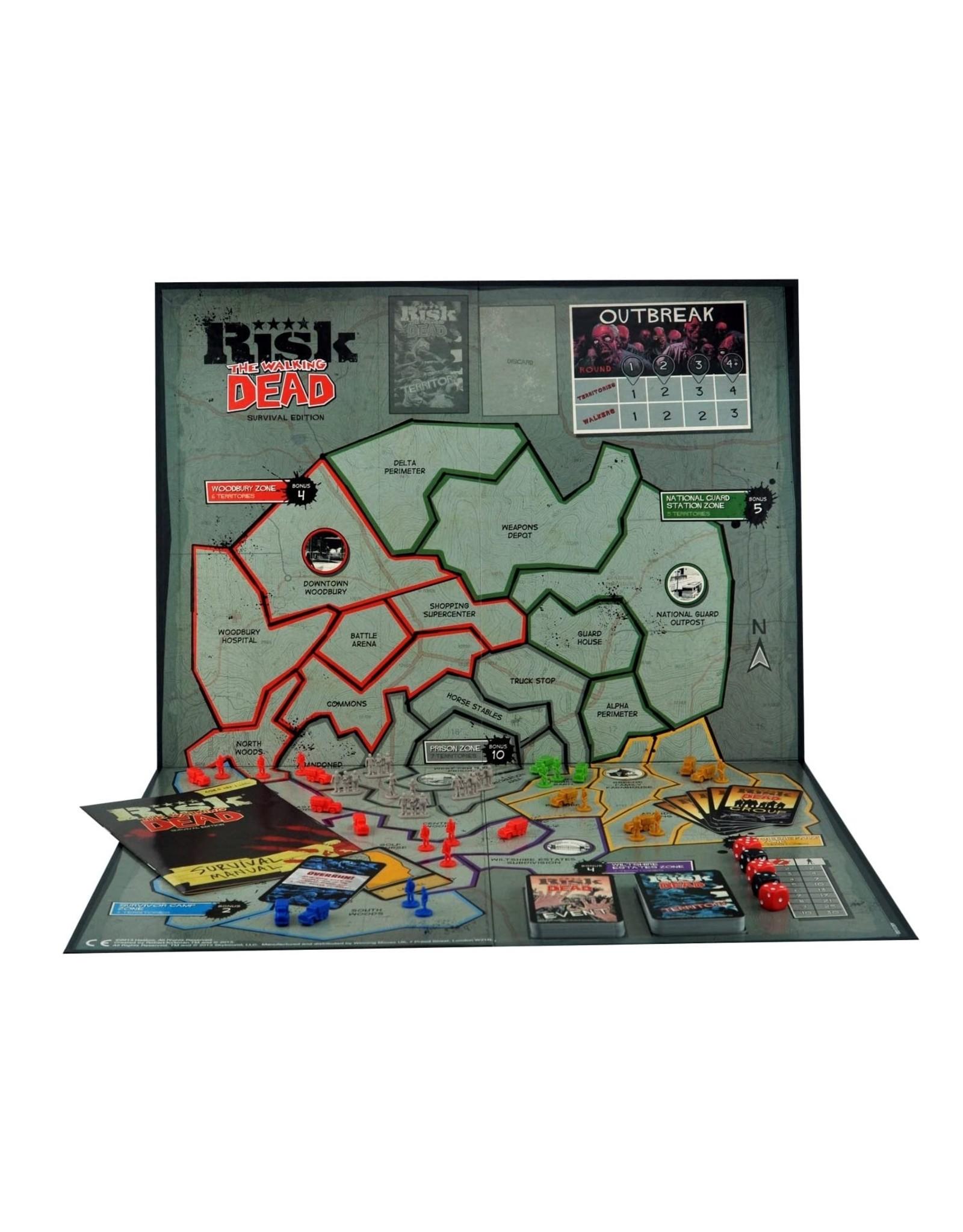 Risk  - The Walking Dead - Bordspel - Engelstalig
