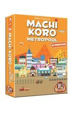 White Goblin Games White Goblin Games - Machi Koro - Metropool - Uitbreiding - Kaartspel