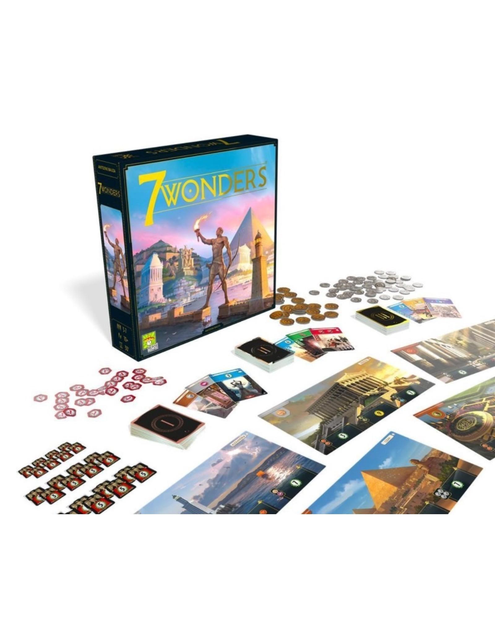 7 Wonders - Bordspel - Standaard editie