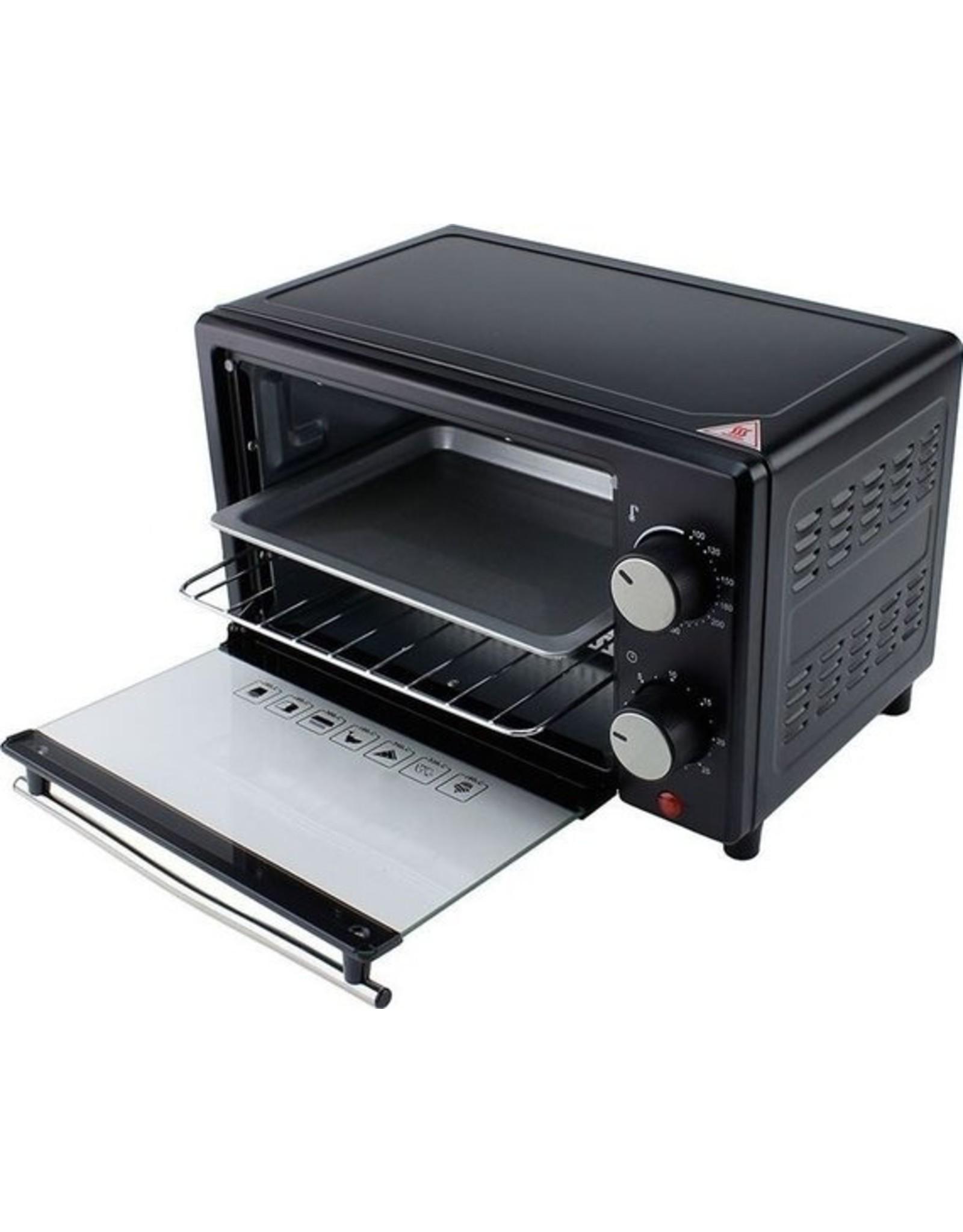 Esperanza Esperanza - Mini oven - Calzone - Zwart
