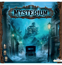 Mysterium  - Exciting and mysterious board game English version