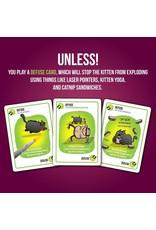 Exploding Kittens  - Party Pack - Engelstalig Kaartspel