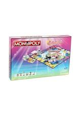 Monopoly Monopoly - Sailor Moon - Bordspel - Engelstalige versie