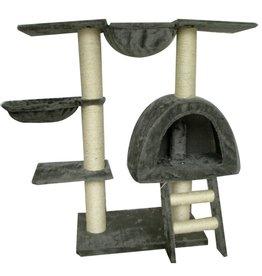 Kattenkrabpaal Jaapie 105 cm (grijs)